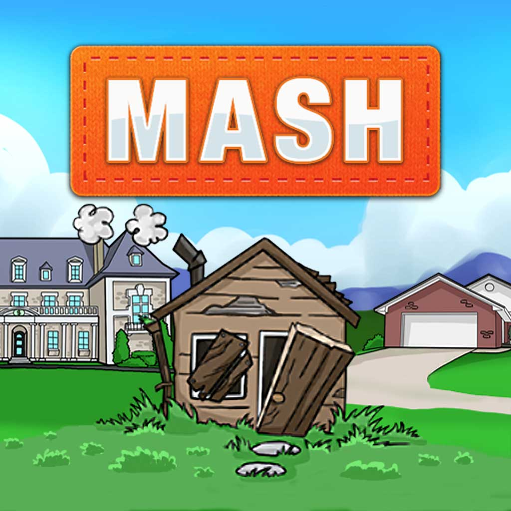 How To Play Mash Mansion Apartment Shack House
